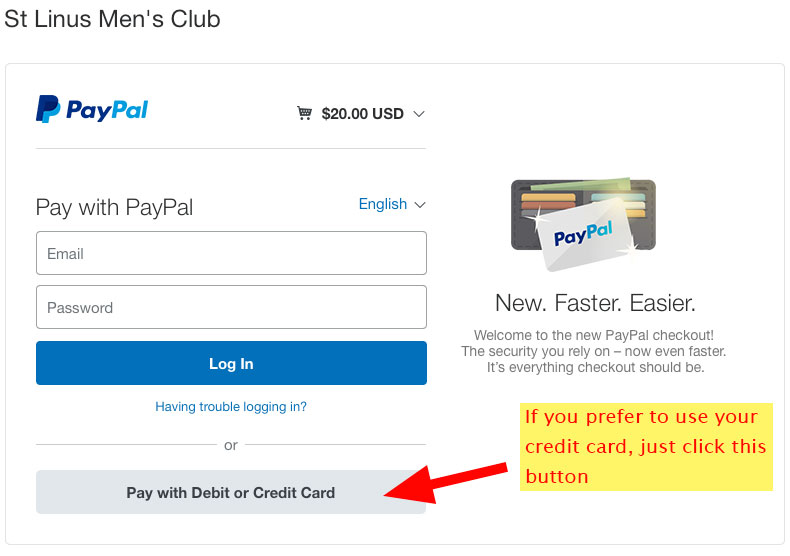 STLMC Payment Option